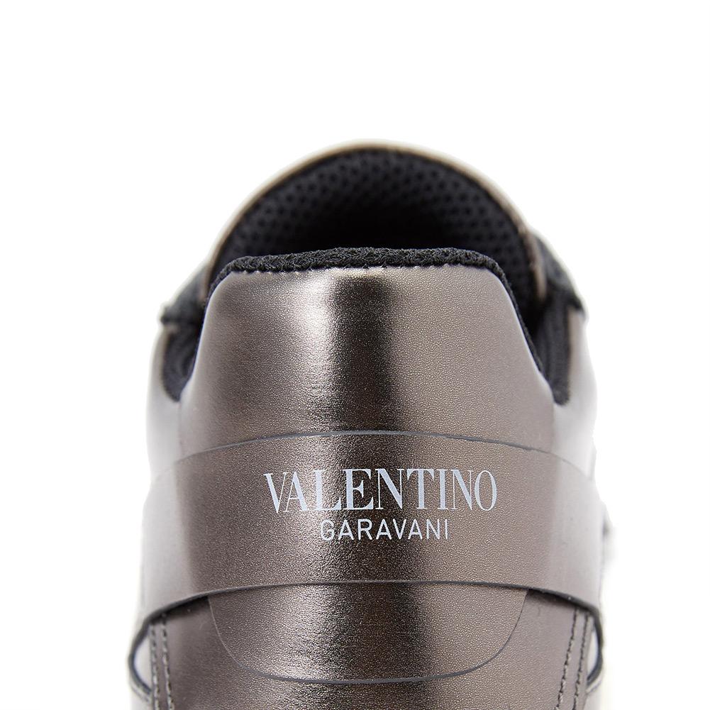 발렌티노 가라바니(VALENTINO GARABANI) 메탈릭 바운스 SW2S0I55CFD P66 여자 스니커즈