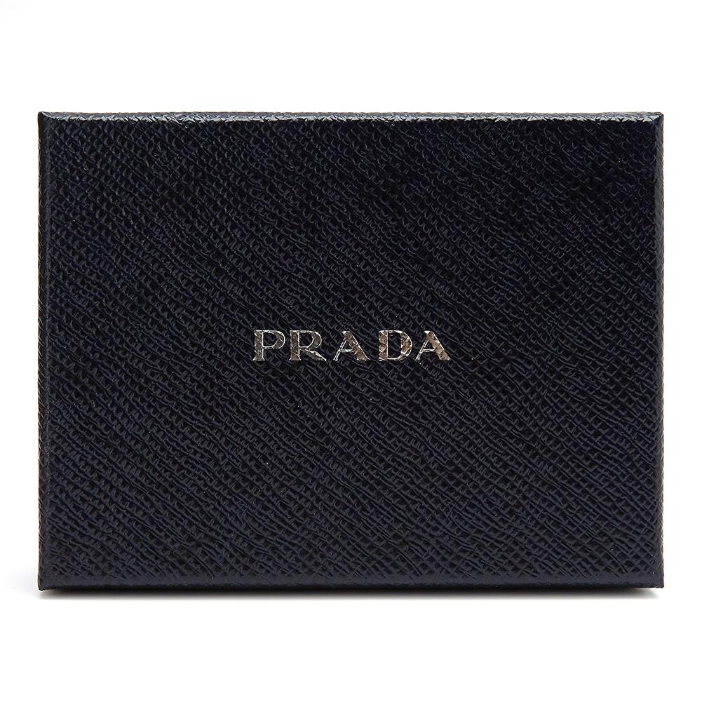 프라다(PRADA) 사피아노 메탈 1MH027 QWA F0002 공용 명함/카드지갑