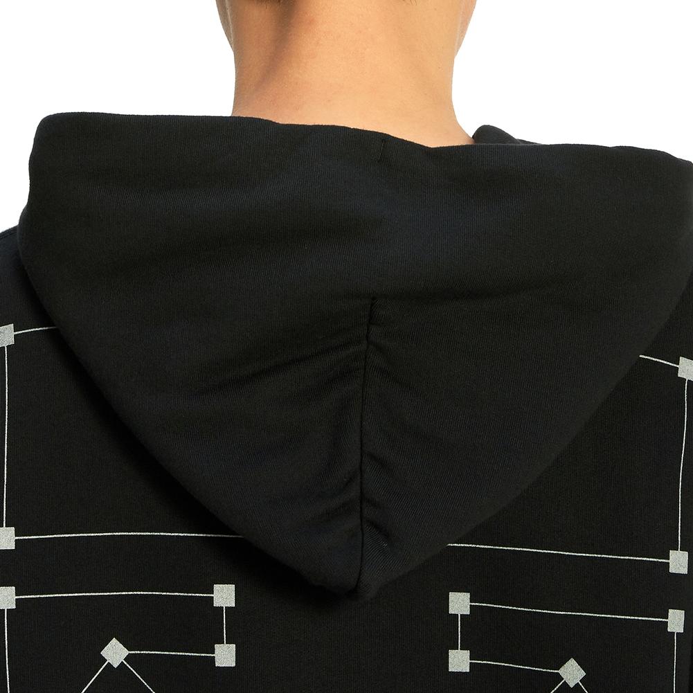 오프 화이트(Off White) 디아그 백본 오버 OMBB037E 19E30001 1091 남자 후드 긴팔 기모 맨투맨 티셔츠