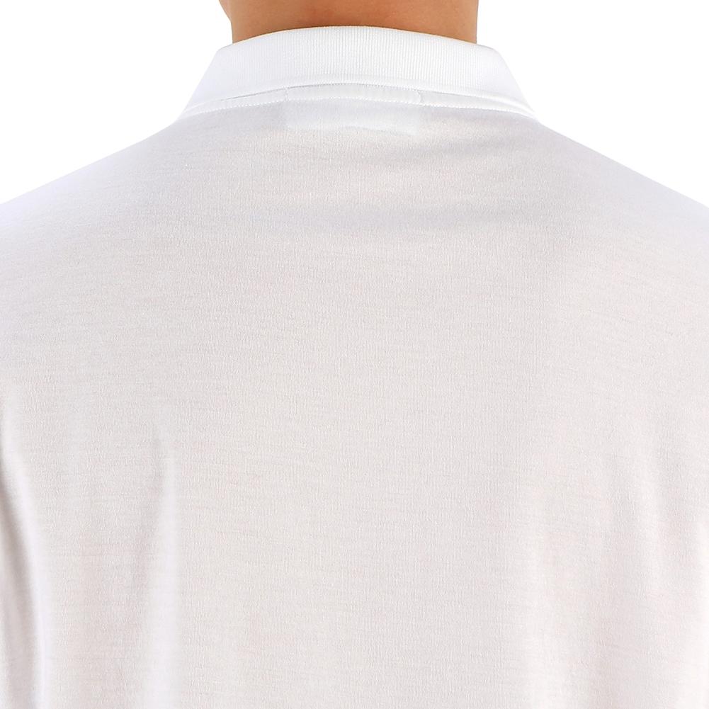 스톤아일랜드(STONE ISLAND) 로고 패치 701522613 V0001 남자 카라 반팔티셔츠