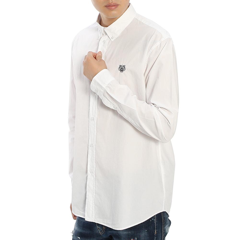 겐조(KENZO) 타이거 5CH400 1LA 01 196 남자 셔츠 캐쥬얼핏