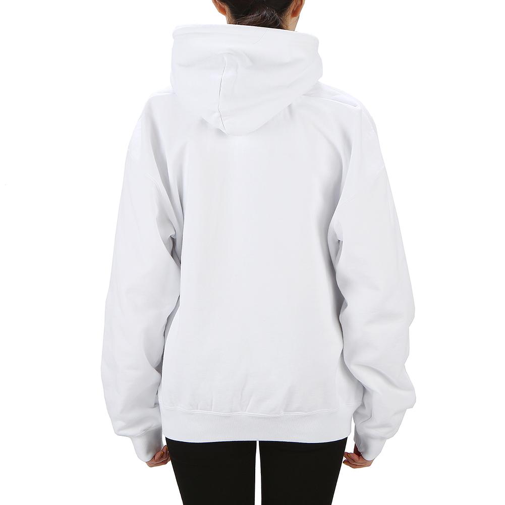 발렌시아가(BALENCIAGA) 시그니처 로고 후드 583222 TFV64 9783 여자 긴팔 맨투맨 티셔츠