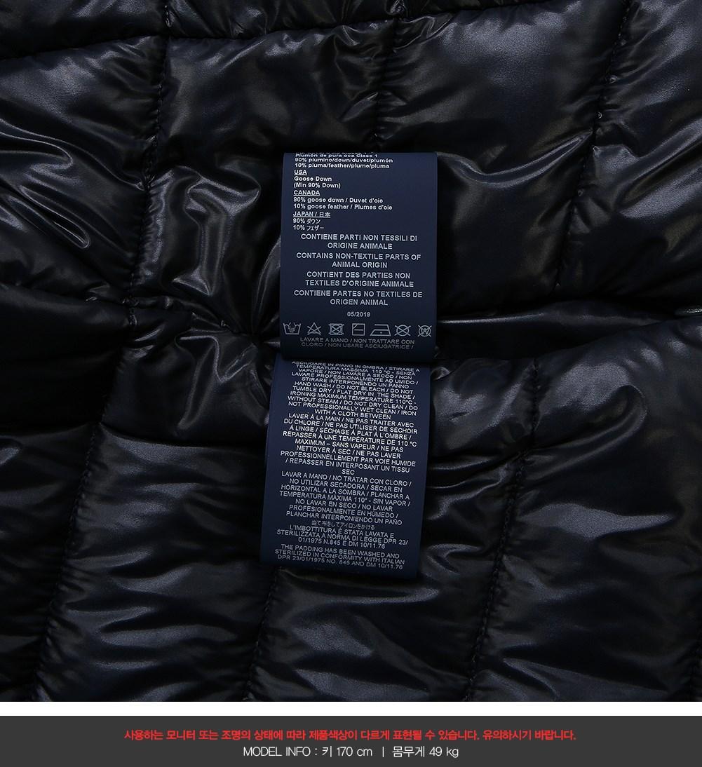 에르노(HERNO) PI0505DIC 12017 9200 여자 패딩 점퍼 자켓