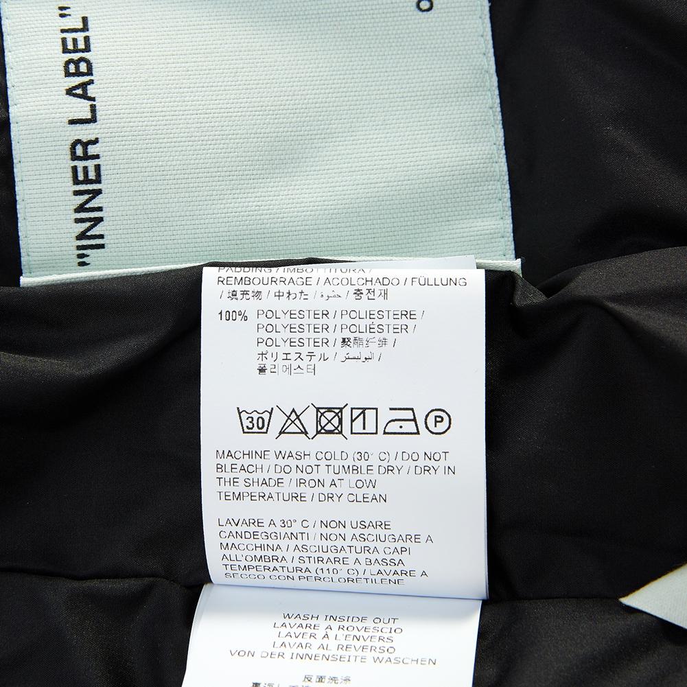 오프 화이트(Off White) OWEA174E 19A39069 1010 여자 패딩 점퍼