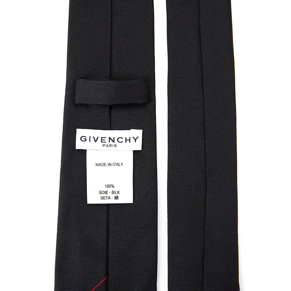 지방시(GIVENCHY) GV65LS J2523 2 실크 넥타이