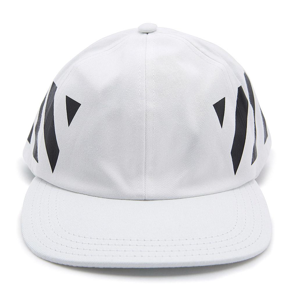 오프 화이트(Off White) 디아그 베이스볼 OMLB008E 19400028 0110 공용 모자