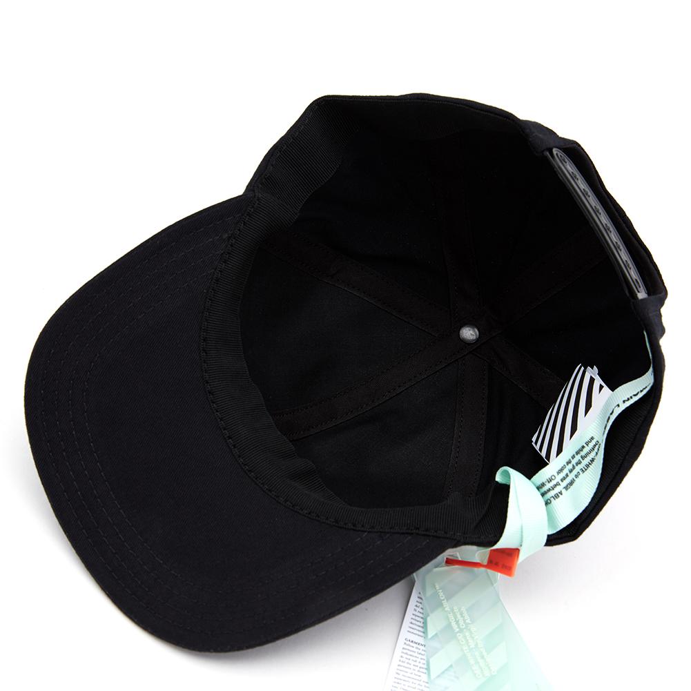 오프 화이트(Off White) 디아그 베이스볼 OMLB008E 19400028 1001 공용 모자