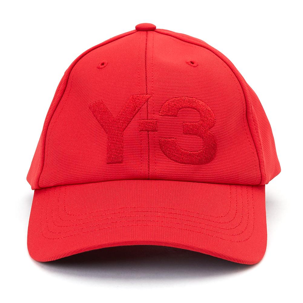 요지야마모토(YOHJI YAMAMOTO) Y-3 로고 FI6751 LOGO CAP 공용 모자