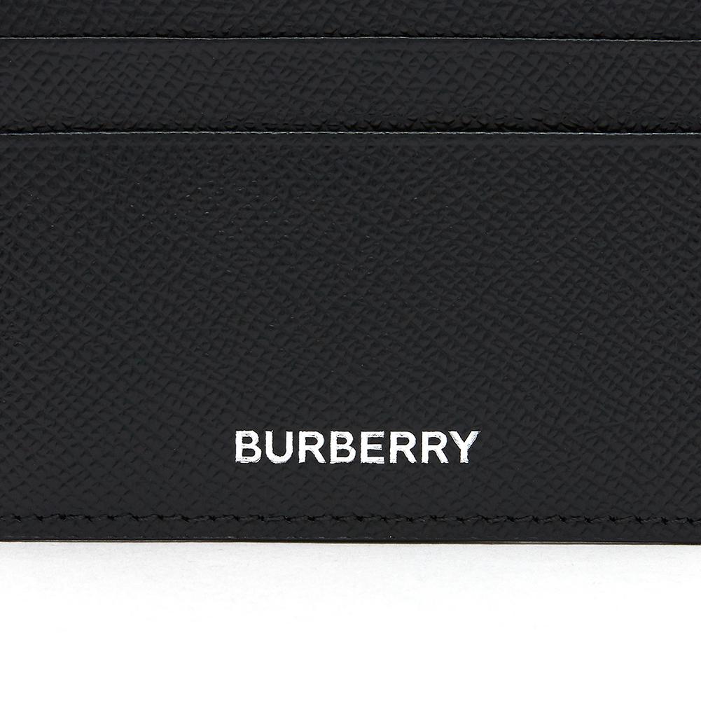 버버리(BURBERRY) 로고 SANDON 8014662 공용 명함/카드지갑