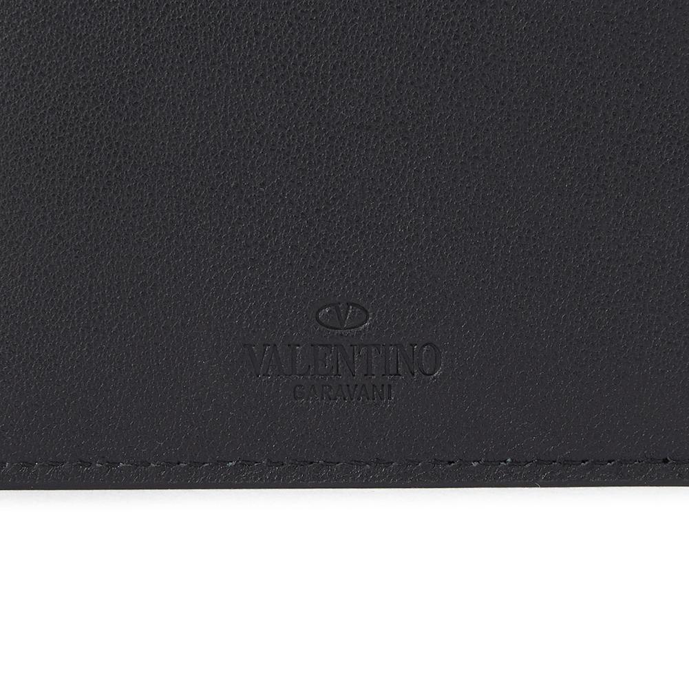 발렌티노 가라바니(VALENTINO GARABANI) 락스터드 SY2P0606VH3 0NO 공용 명함/카드지갑