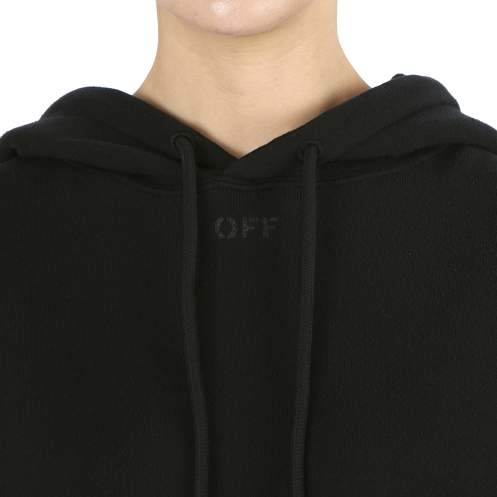 오프 화이트(Off White) 디아그 캐리오버 OWBB032S 19D97083 1010 여자 후드 긴팔 맨투맨 티셔츠