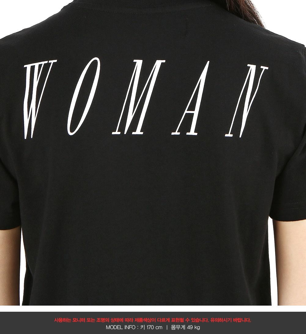 오프 화이트(Off White) 케이티 OWAA049S 19B07065 1001 여자 반팔티셔츠