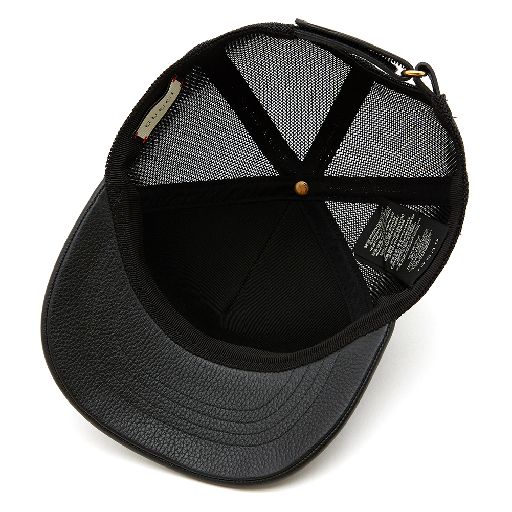 구찌(GUCCI) 로고 426887 4HD93 1060 공용 모자