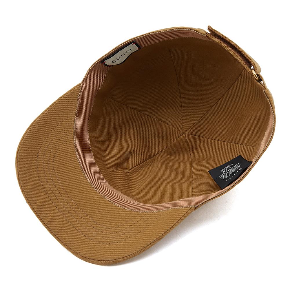 구찌(GUCCI) 로고 자수 478948 3HD05 2900 공용 모자