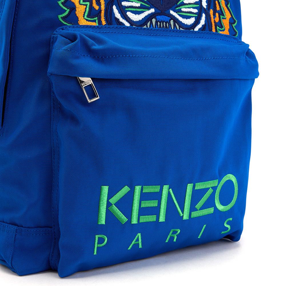 겐조(KENZO) 타이거 캔버스 라지 5SF300 F20 70 공용 백팩