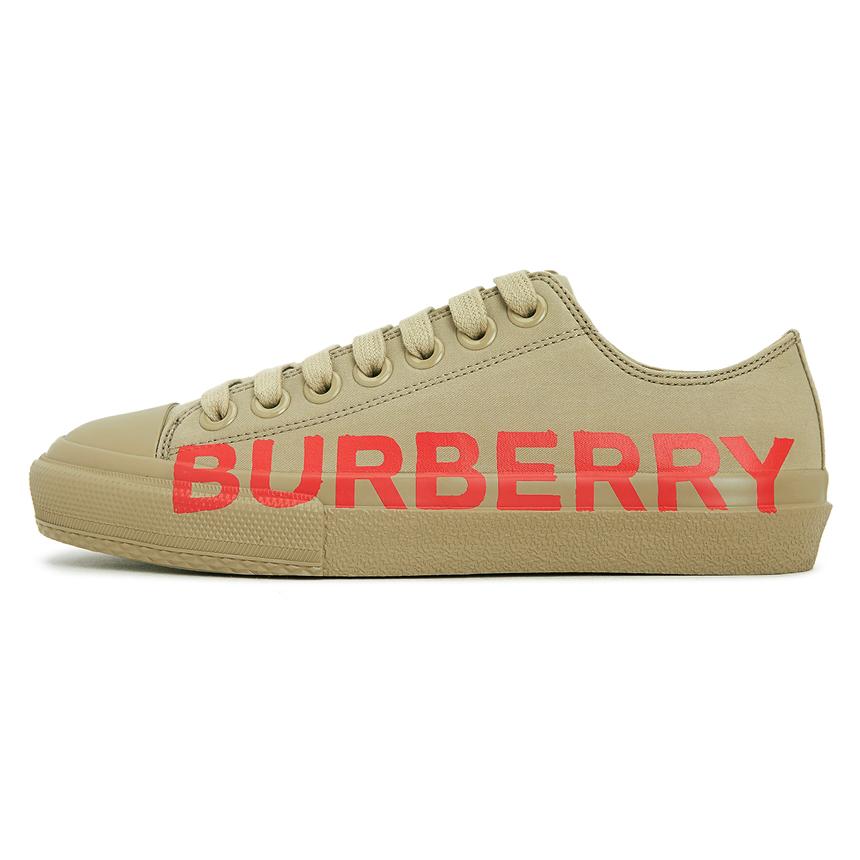 버버리(BURBERRY) 로고 LARKHALL 8037649 여자 스니커즈